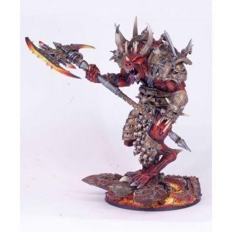 Principe Demonio/ Daemon Prince Pro- Painted