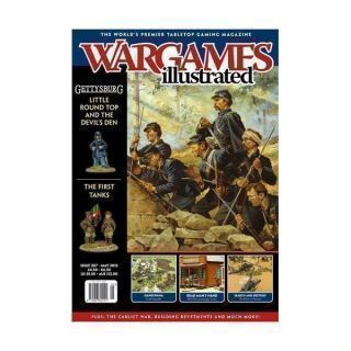 Wargames Illustrated Issue 307