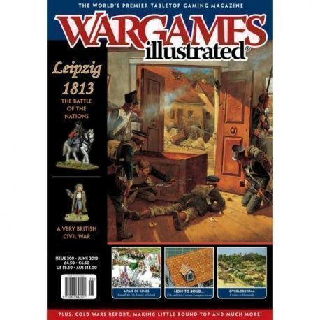 Wargames Illustrated Isse 308