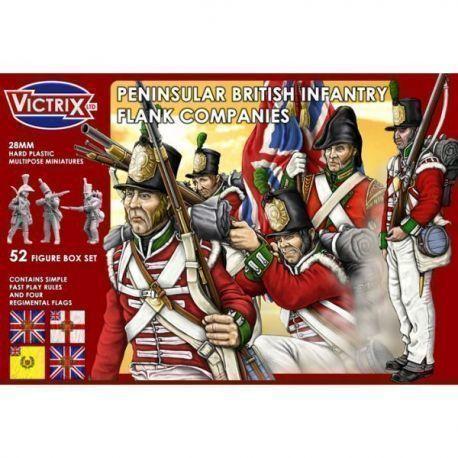 British Peninsular Infantry Flank Company