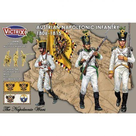 Austrian Napoleonic Infantry 1806-1815
