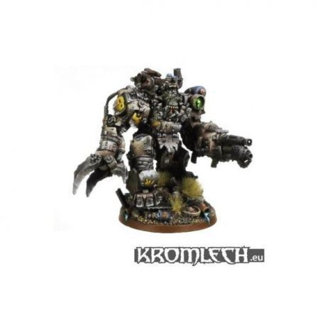 Orc Juggernaut With Heavy Flamer (1)