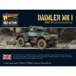 Daimler Armoured Car