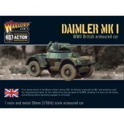 Daimler Armoured Car