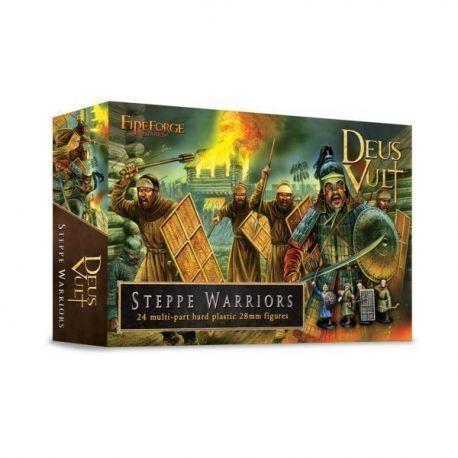 Steppe Warriors