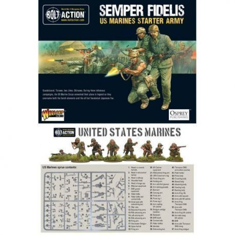 US MARINE CORPS STARTER ARMY