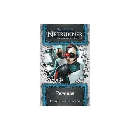 ANDROID NETRUNNER LCG CGE - REPAROS