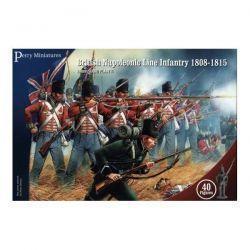 British Napoleonic Infantry