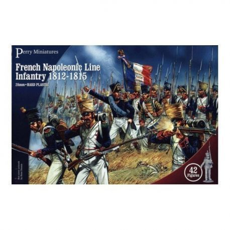 French Line Infantry 1812-1815