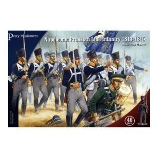Napoleonic Prussian Line Infantry 1812-1815