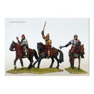 Yorkist mounted high command