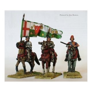 Lancastrian mounted high command