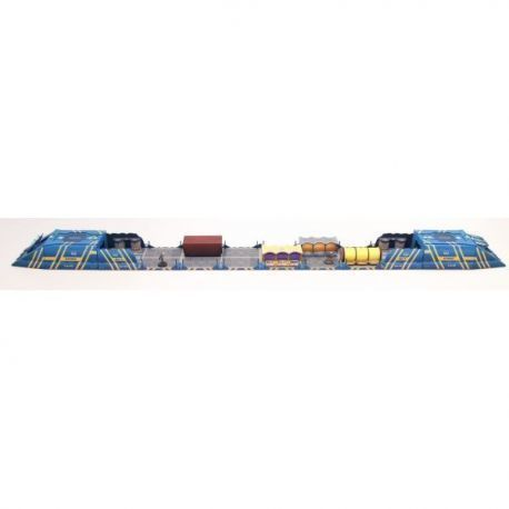 Mag-Lev Train