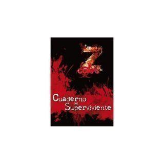Z-CORPS: CUADERNO DEL SUPERVIVIENTE