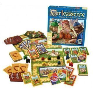 CARCASSONNE - CARTCASSONNE (JUEGO DE CARTAS)