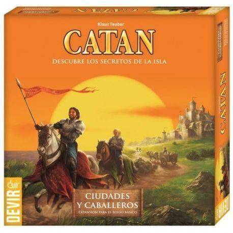 CATAN – CIUDADES Y CAB. DE CATÁN