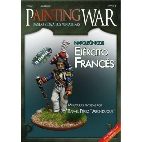 PaintingWAR Nº 02 Edición Española