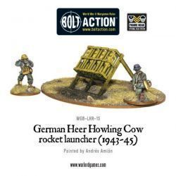 German Heer Howling Cow Rocket Launcher