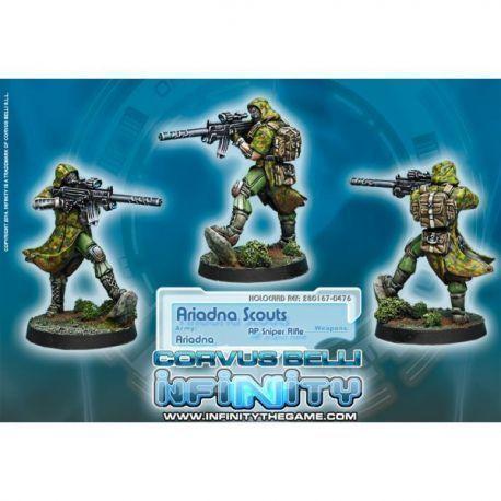 Scouts (Ap Sniper Rifle)