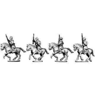 Somali Cavalry with Guns