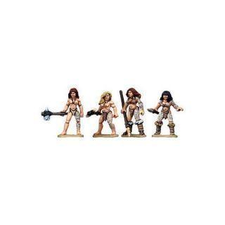 Cavewomen