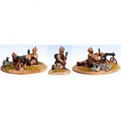 Indian Army Machine-Gunners