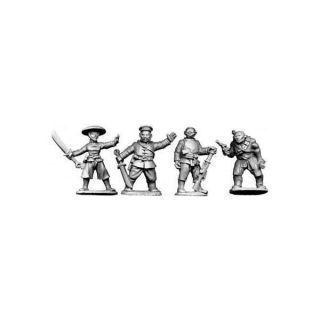 Chinese Bandit Chiefs