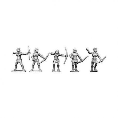 Ngoni Female Archers