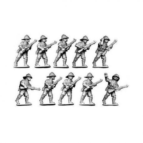 British Infantry (Tropical Dress)