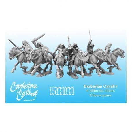 Barbarian Cavalry