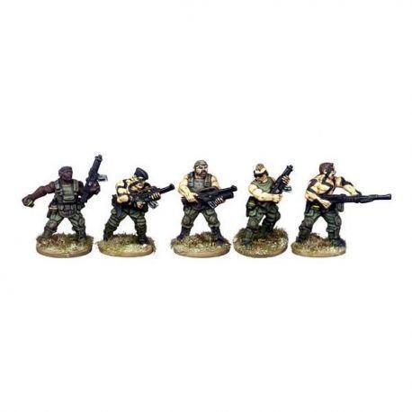 Sweaty Mercenaries