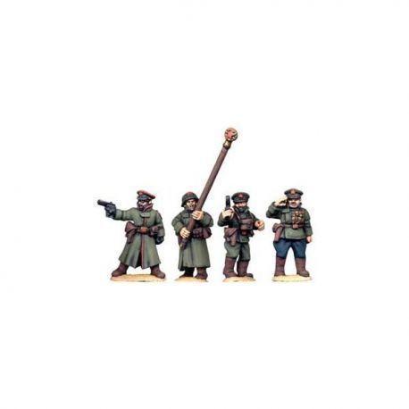 Neo-Sov Officers