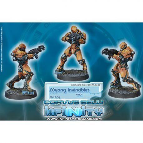 Invencibles ZúyóNg, Soldados De Terracota