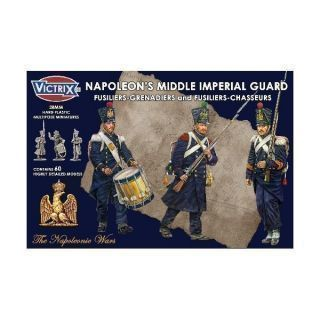 Napoleon's Middle Imperial Guard