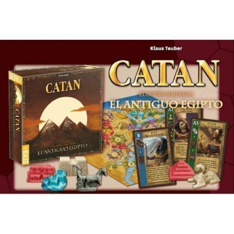 Catan – El Antiguo Egipto