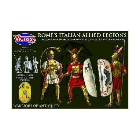 Rome's Italian Allied Legions
