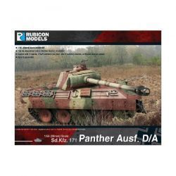 Panther Ausf D and A