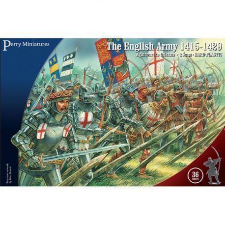 English Army 1415-1429 (36 figures)