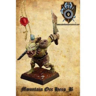 Mountain Orc Hero_B (second hand weapon)