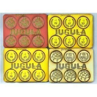 JUGULA MDF Tokens