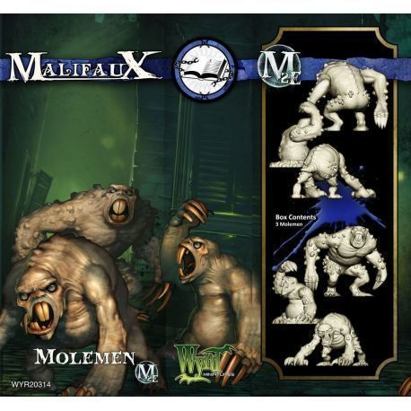 MOLEMEN (3 PACK)