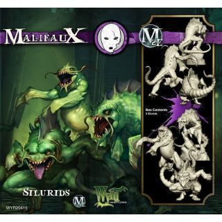 SILURIDS (3 PACK)