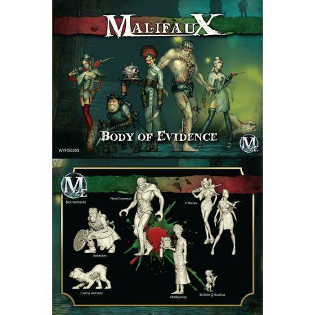 BODY OF EVIDENCE - MCMOURNING BOX SET