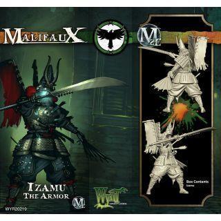 IZAMU - THE ARMOR