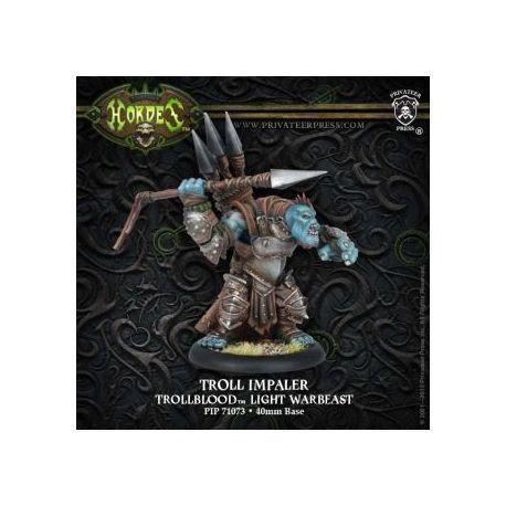 Trollblood Impaler Plastic