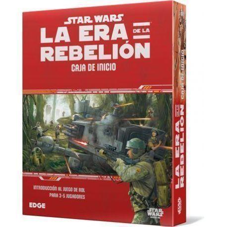 Star Wars: La Era de la Rebelión Caja de inicio