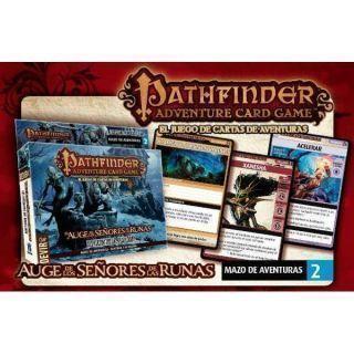 Pathfinder JCA: Auge de los Señores de las Runas - Mazo de Aventuras 2: Los Asesinatos del Desollador