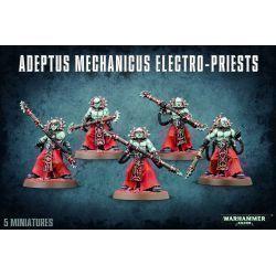 ADEPTUS MECHANICUS ELECTRO-PRIESTS