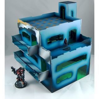 Xolotl Apartment scenery scifi 32mm