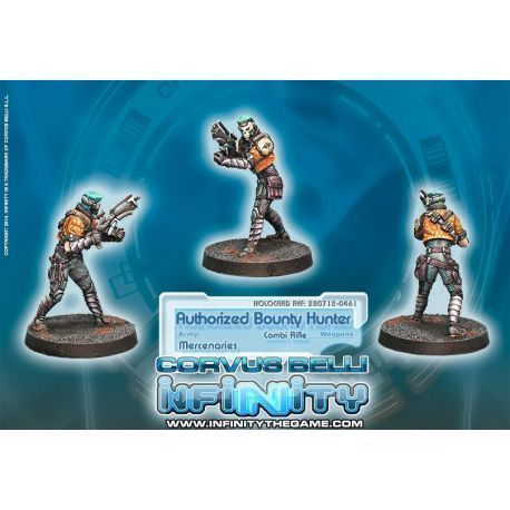 Authorized Bounty Hunter